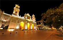 Catedral Plaza 9 de Julio, Salta - Virtual tour