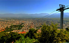 Cerro San Bernardo, Salta - Virtual tour