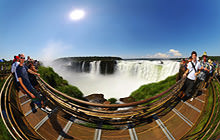 Devil's Throat, Iguazu falls - Virtual tour