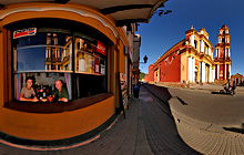 Iglesia de San Francisco, Salta - Virtual tour