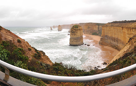 The Twelve Apostles, Port Campbell, Victoria - Visite virtuelle