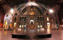 Antwerpen-Centraal, Train Station, Antwerp - Visite virtuelle