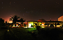 Night sky full of stars, Tamengo, Pantanal - Virtual tour