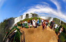 Garganta do Diabo, Foz do Iguazu - Virtual tour