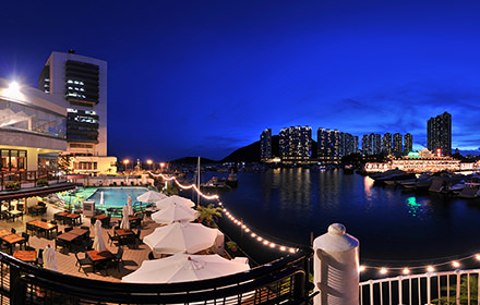 Aberdeen Boat Club, Hong Kong - Virtual tour