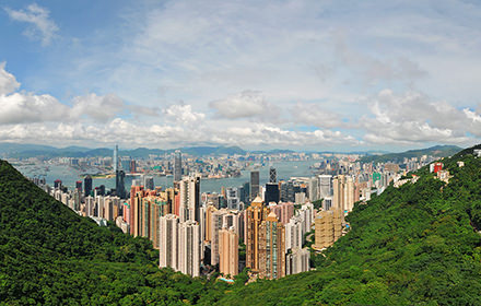 Sky Terrace 428, Victoria Peak, Hong Kong - Virtual tour