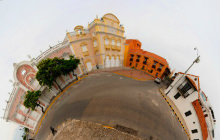 Las Murallas, Cartagena de Indias - Virtual tour