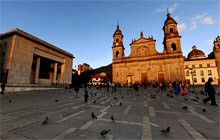 Plaza Bolivar, Bogota - Virtual tour
