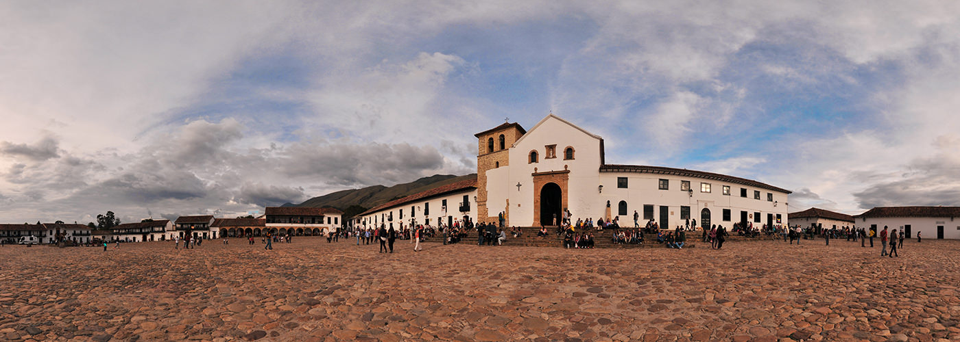 Villa de Leyva, Boyaca - Virtual tour