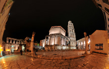 Diocletian Palace, Split - Virtual tour