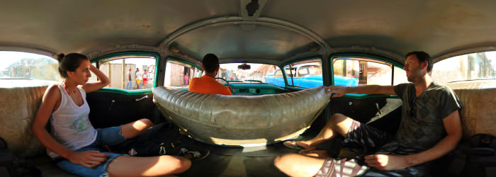 Buick special 1954, Trinidad - Virtual tour