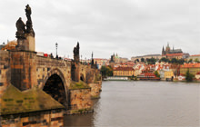 Charles Bridge, Prague - Virtual tour