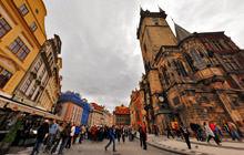 Old Town Square, Astronomical Clock, Prague - Virtual tour