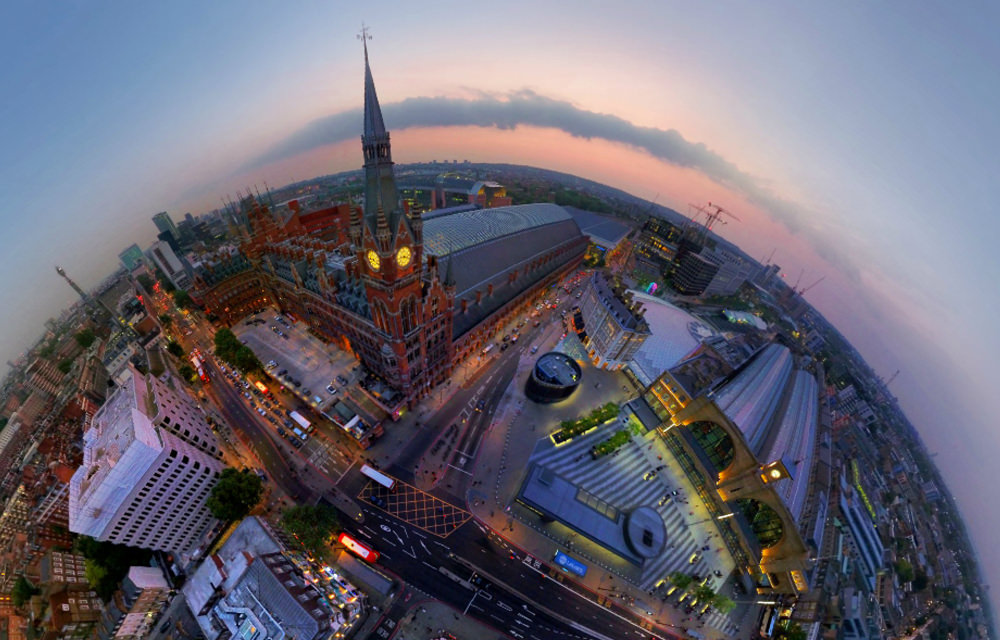 St Pancras International, London, England - Virtual tour