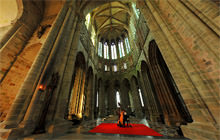 Abbaye Mont-Saint-Michel, Basse-Normandie - Virtual tour