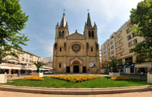 Eglise Saint-Louis, Vichy - Allier, Auvergne - Virtual tour