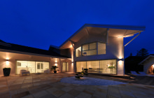 Modern house, French Alps - Virtual tour
