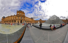 Musee du Louvre, Paris - Virtual tour