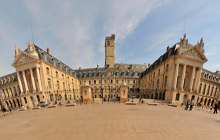 Place de la Liberation, Ducs de Bourgogne, Dijon - Virtual tour
