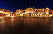 Place du Capitole, Toulouse - Virtual tour