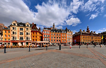 Place du General-de-Gaulle, Lille - Panorama 360°