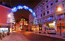 Rue du Sauvage - Noel 2010, Mulhouse - Virtual tour