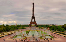 Trocadero - Tour Eiffel, Paris - Virtual tour