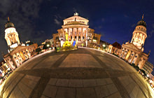 Gendarmenmarkt, Konzerthaus, Berlin - Virtual tour