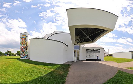 Vitra Design Museum, Weil am Rhein - Virtual tour