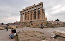 The Parthenon, Acropolis, Athens - Virtual tour