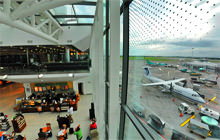 Dublin International Airport, Dublin - DUB - Panorama 360°