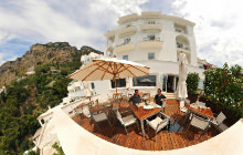 Casa Angelina, Praiano, Amalfi coast - Virtual tour