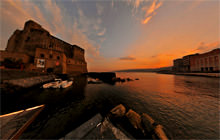Castel dell Ovo, Napoli - Naples - Virtual tour