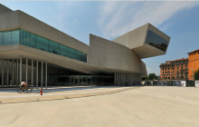 MaXXI Museum, Roma - by Zaha Hadid - Virtual tour