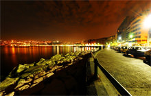 Napoli di notte, Naples - Virtual tour
