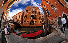 Romantic city, Venice - Virtual tour