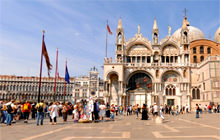 St Mark's Square, Venice - Virtual tour