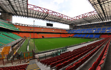 Stadio San Siro , Giuseppe Meazza, Milano - Virtual tour