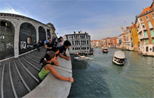 The Rialto Bridge, Venice - Virtual tour