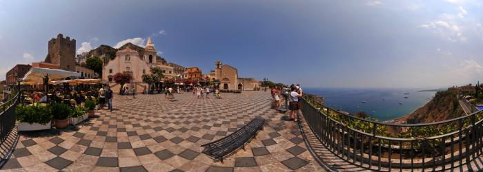 Italy 360 Panoramas Virtual Tours Around The World