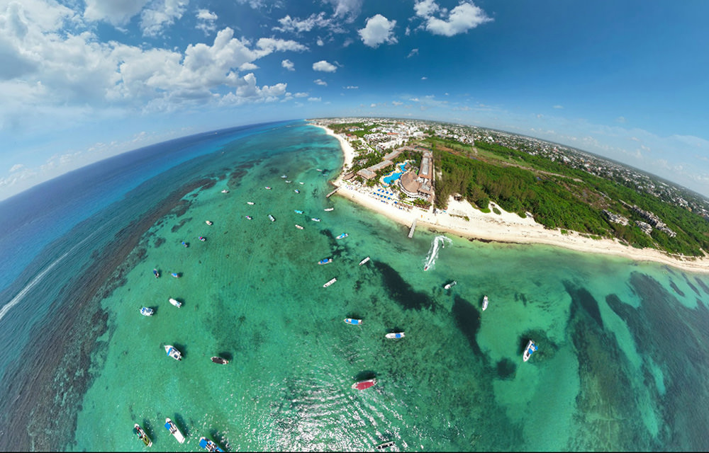 Playa del Carmen, Riviera Maya, Mexico - Virtual tour
