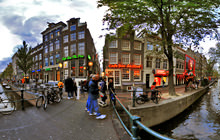 Red Light District, Amsterdam - Visite virtuelle