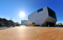 Casa da Musica, Rem Koolhaas, Porto - Virtual tour