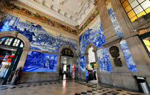 Sao Bento Train Station, Porto - Visite virtuelle