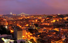 View over Lisbon, Lisboa - Visite virtuelle
