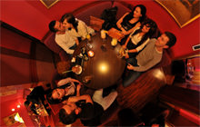 Roxana Birthday, Pink Cafe - Panorama 360°