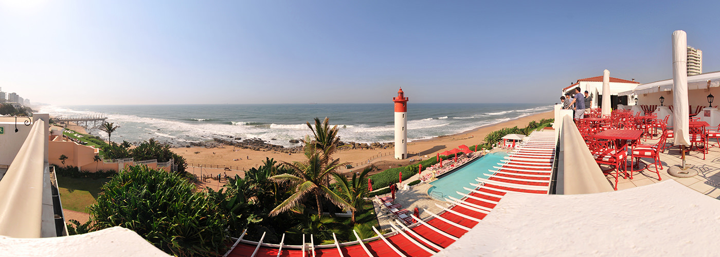 The Oyster Box, Umhlanga, Durban - Panorama 360°