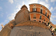 Dalt Vila - Old town, Ibiza - Virtual tour