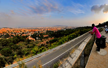 View over Barcelona, Catalunya - Virtual tour