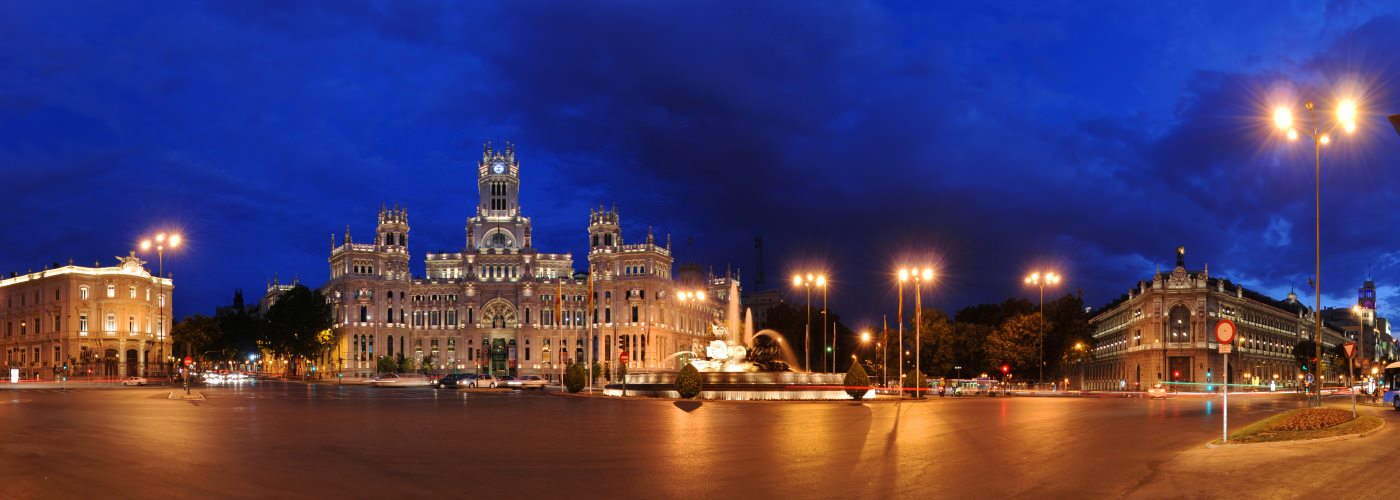 Plaza de Cibeles, Madrid - Virtual tour
